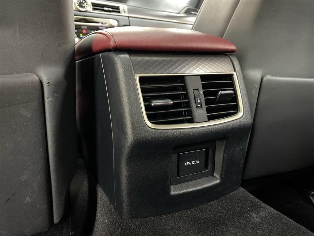 Used 2018 Lexus GS 350 F Sport for sale $39,440 at Gravity Autos Marietta in Marietta GA 30060 44