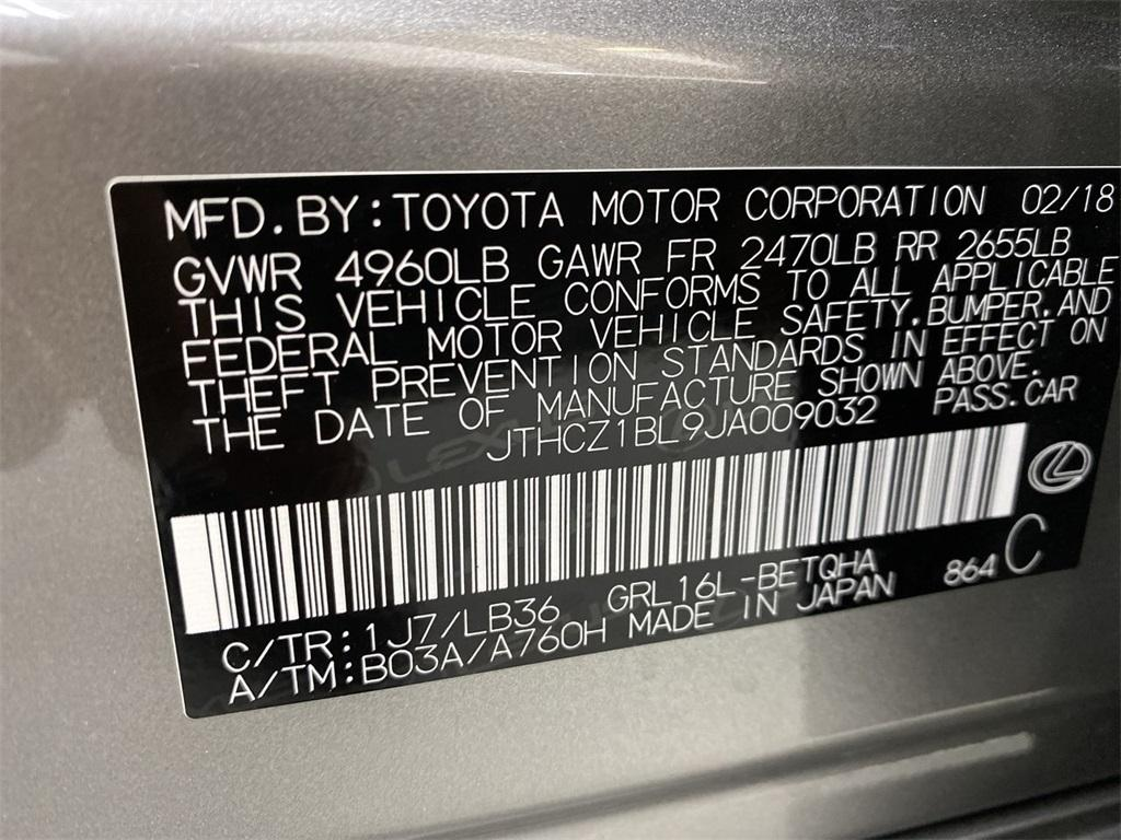 Used 2018 Lexus GS 350 F Sport for sale $39,440 at Gravity Autos Marietta in Marietta GA 30060 49