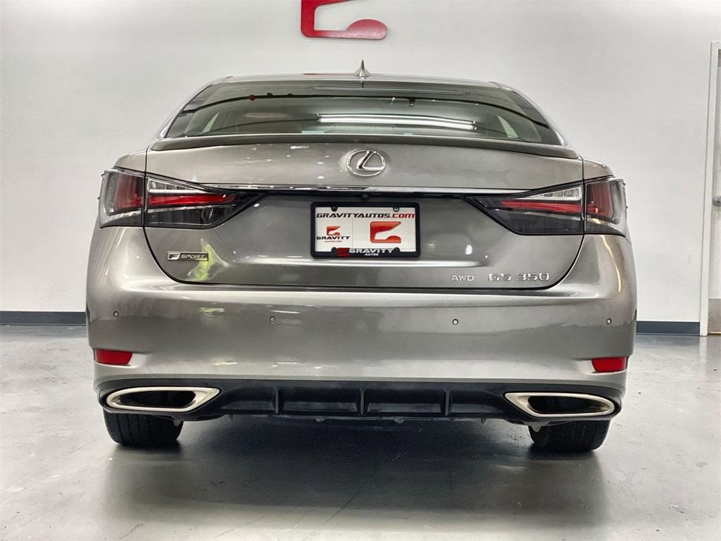 Used 2018 Lexus GS 350 F Sport for sale $39,440 at Gravity Autos Marietta in Marietta GA 30060 8