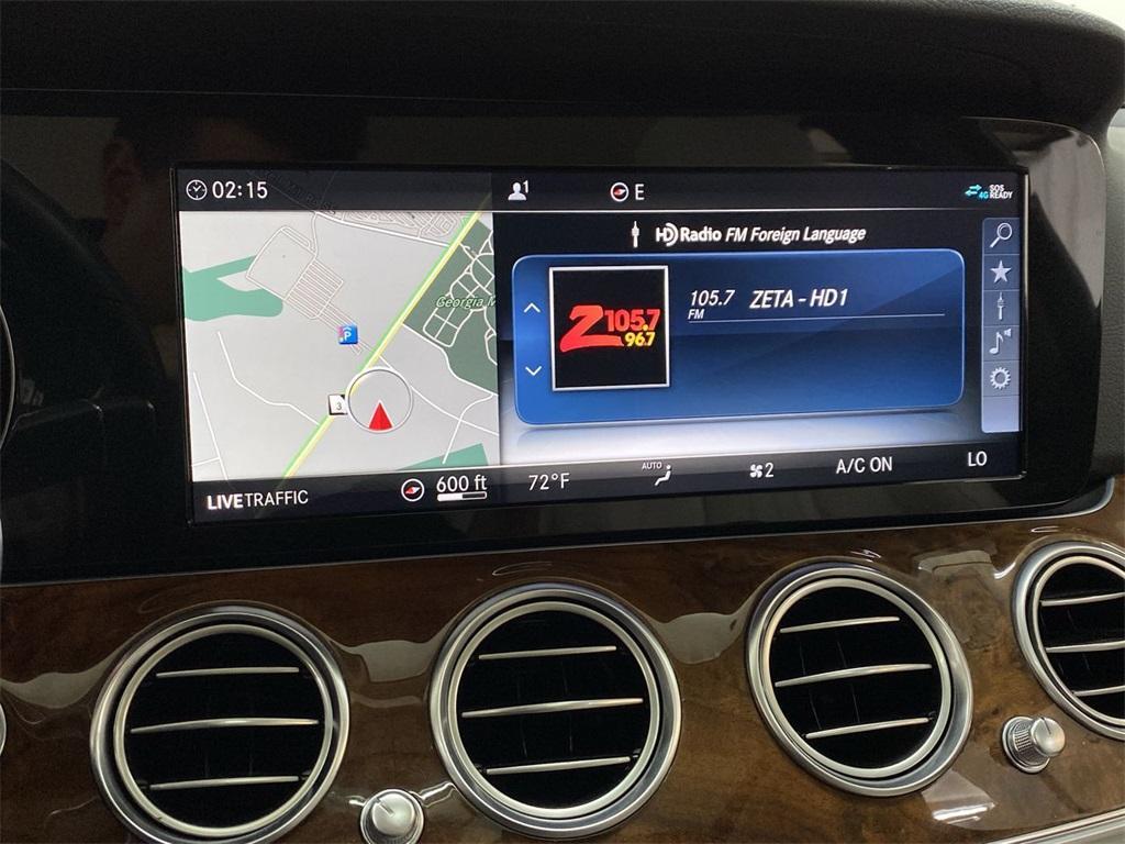 Used 2018 Mercedes-Benz E-Class E 300 for sale Sold at Gravity Autos Marietta in Marietta GA 30060 33