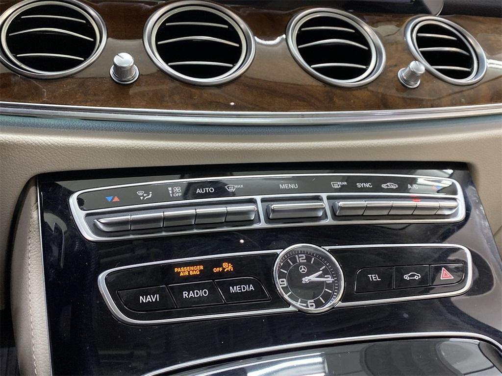 Used 2018 Mercedes-Benz E-Class E 300 for sale Sold at Gravity Autos Marietta in Marietta GA 30060 34