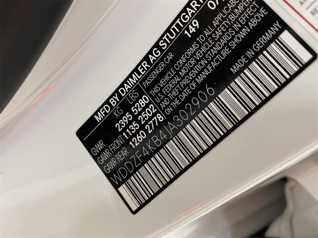 Used 2018 Mercedes-Benz E-Class E 300 for sale Sold at Gravity Autos Marietta in Marietta GA 30060 48