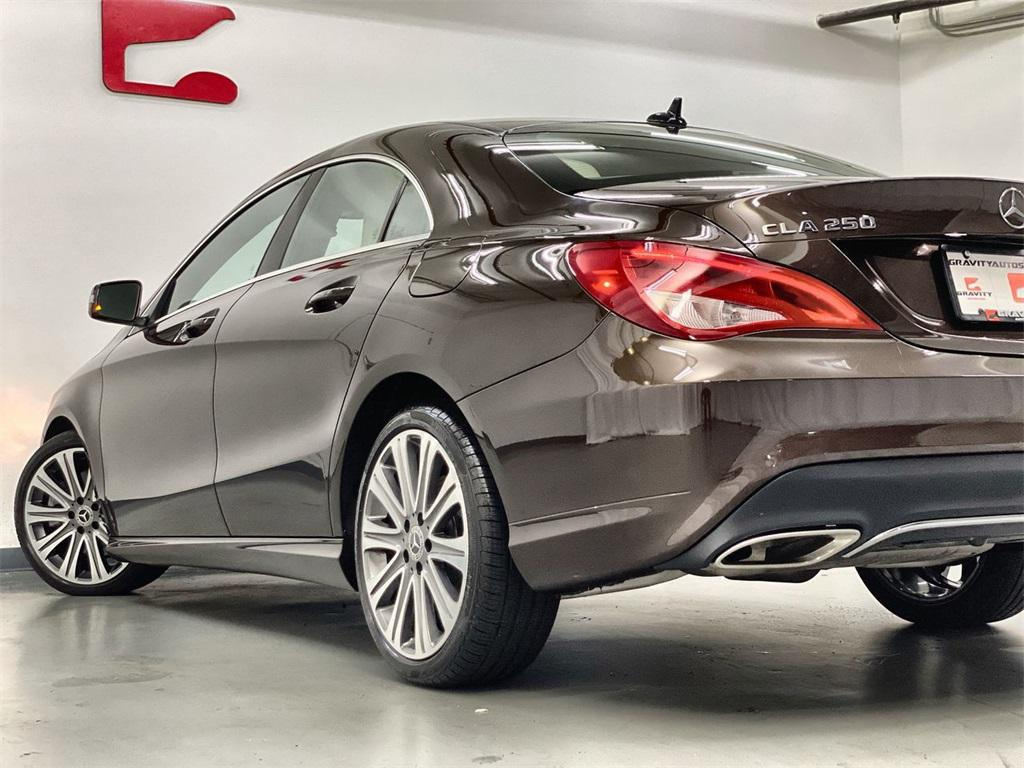 Used 2018 Mercedes-Benz CLA CLA 250 for sale $29,444 at Gravity Autos Marietta in Marietta GA 30060 13