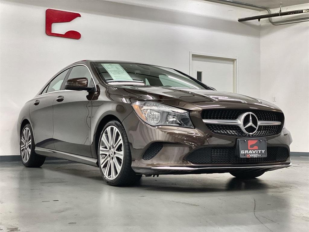 Used 2018 Mercedes-Benz CLA CLA 250 for sale $29,444 at Gravity Autos Marietta in Marietta GA 30060 2