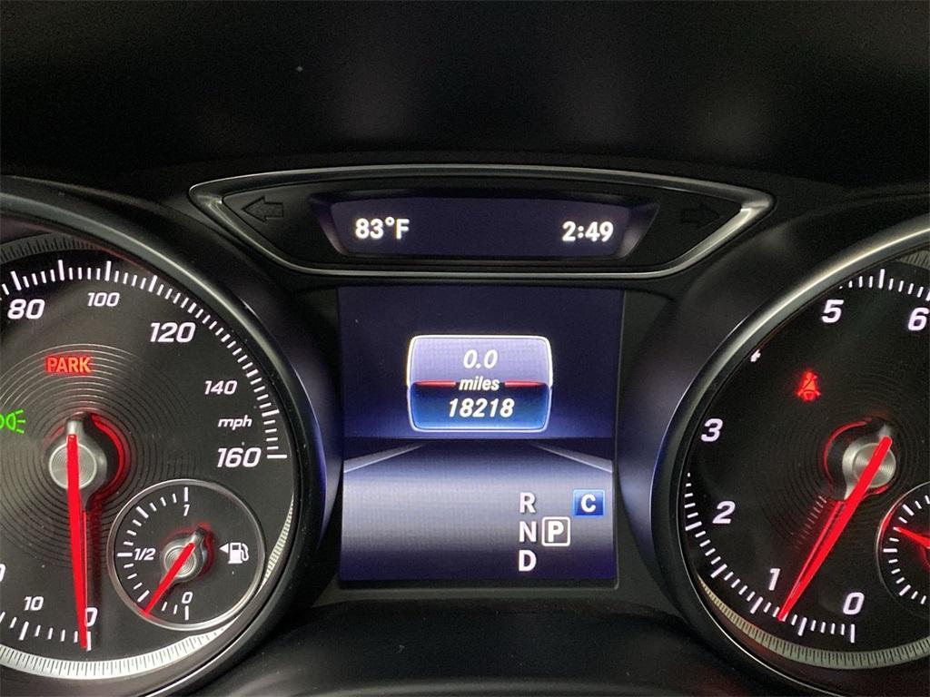 Used 2018 Mercedes-Benz CLA CLA 250 for sale $29,444 at Gravity Autos Marietta in Marietta GA 30060 26