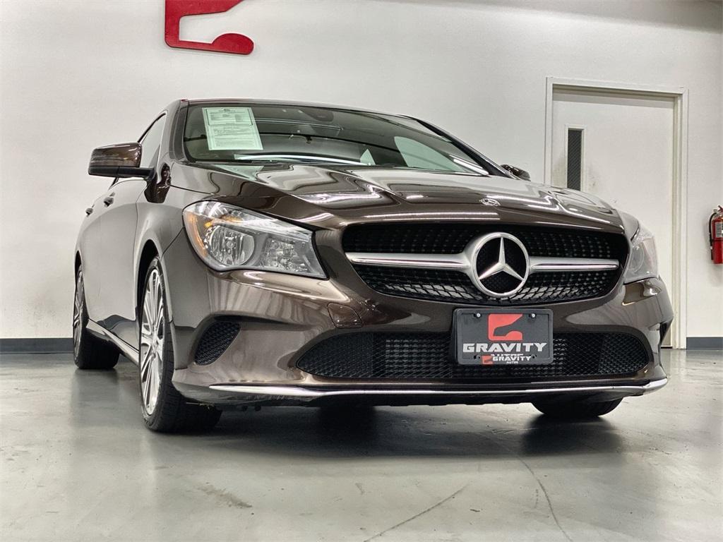 Used 2018 Mercedes-Benz CLA CLA 250 for sale $29,444 at Gravity Autos Marietta in Marietta GA 30060 3
