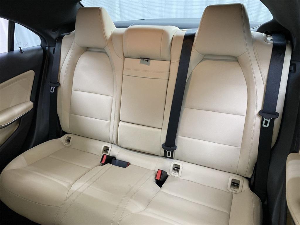 Used 2018 Mercedes-Benz CLA CLA 250 for sale $29,444 at Gravity Autos Marietta in Marietta GA 30060 39