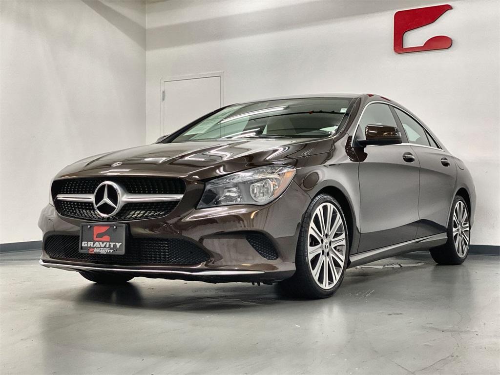 Used 2018 Mercedes-Benz CLA CLA 250 for sale $29,444 at Gravity Autos Marietta in Marietta GA 30060 6