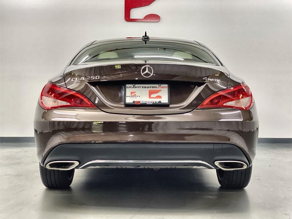 Used 2018 Mercedes-Benz CLA CLA 250 for sale $29,444 at Gravity Autos Marietta in Marietta GA 30060 8