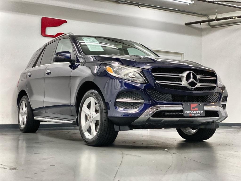 Used 2018 Mercedes-Benz GLE GLE 350 for sale Sold at Gravity Autos Marietta in Marietta GA 30060 2