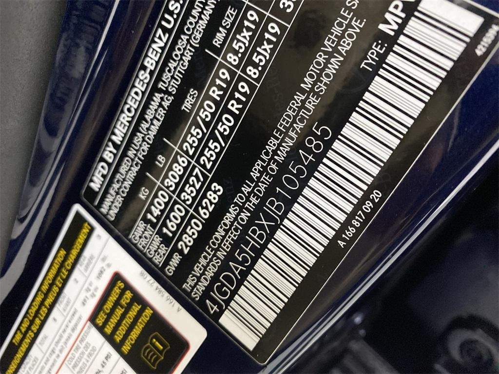Used 2018 Mercedes-Benz GLE GLE 350 for sale Sold at Gravity Autos Marietta in Marietta GA 30060 48