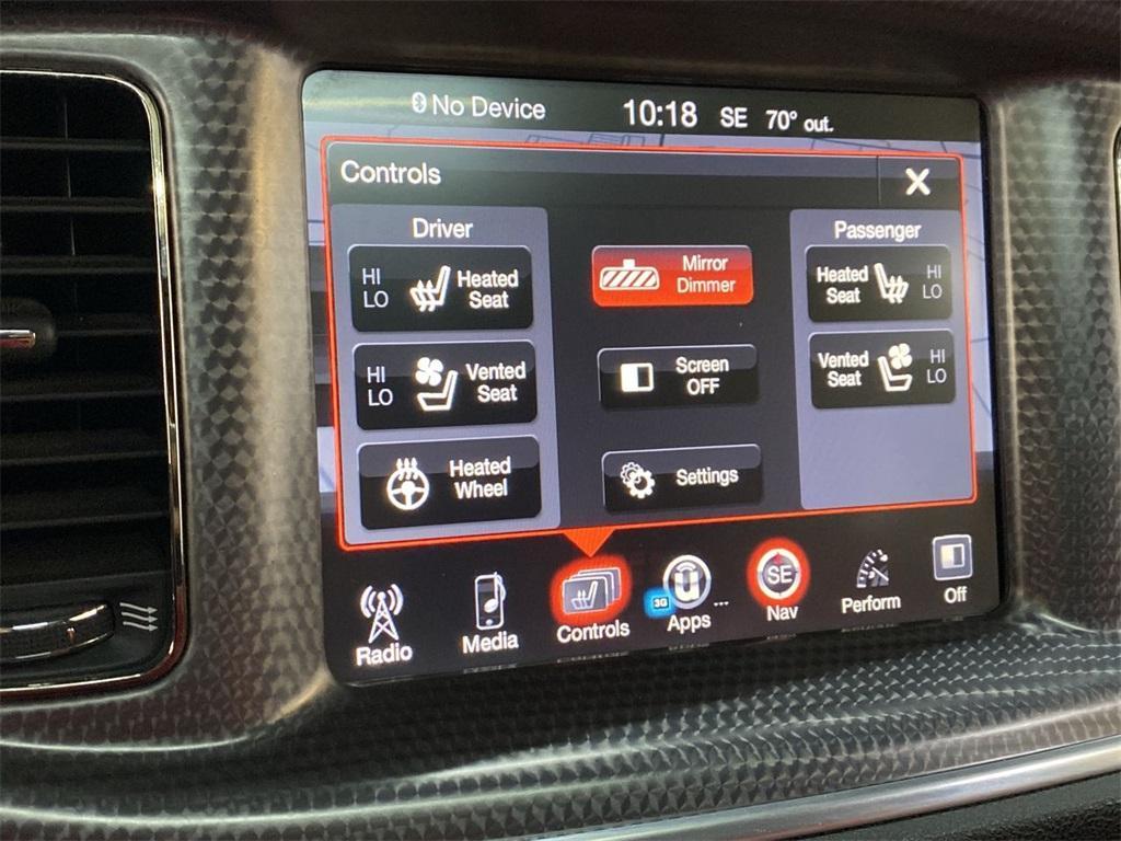 Used 2016 Dodge Charger SRT Hellcat for sale $59,999 at Gravity Autos Marietta in Marietta GA 30060 34
