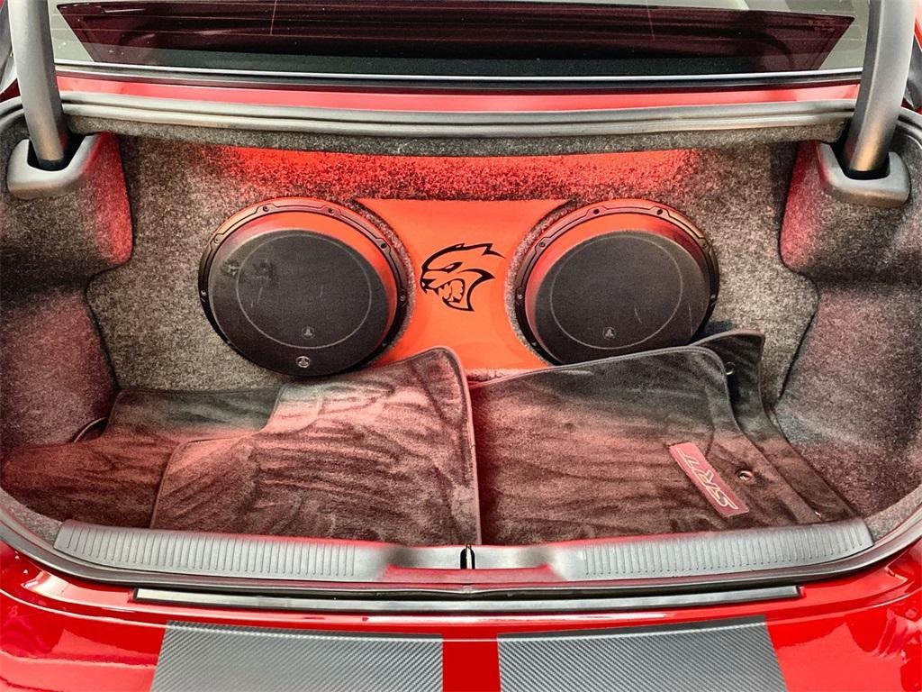 Used 2016 Dodge Charger SRT Hellcat for sale $59,999 at Gravity Autos Marietta in Marietta GA 30060 44