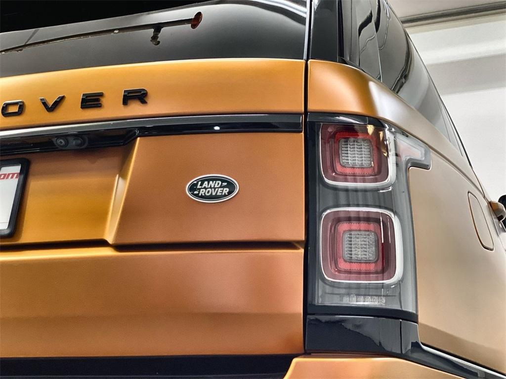 Used 2019 Land Rover Range Rover 3.0L V6 Supercharged HSE for sale Sold at Gravity Autos Marietta in Marietta GA 30060 11