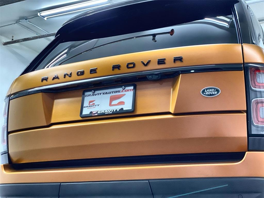 Used 2019 Land Rover Range Rover 3.0L V6 Supercharged HSE for sale Sold at Gravity Autos Marietta in Marietta GA 30060 12