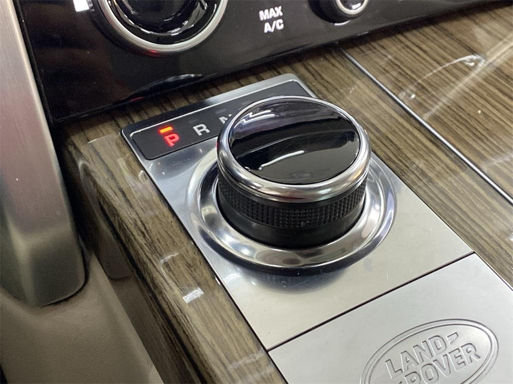 Used 2019 Land Rover Range Rover 3.0L V6 Supercharged HSE for sale Sold at Gravity Autos Marietta in Marietta GA 30060 39