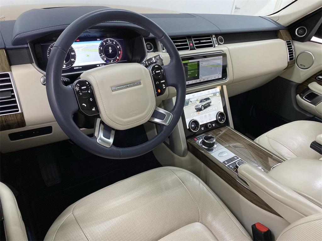 Used 2019 Land Rover Range Rover 3.0L V6 Supercharged HSE for sale Sold at Gravity Autos Marietta in Marietta GA 30060 43