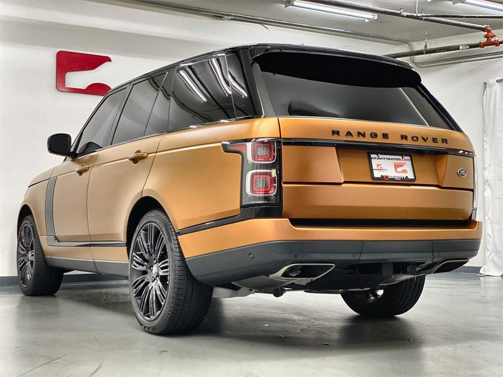 Used 2019 Land Rover Range Rover 3.0L V6 Supercharged HSE for sale Sold at Gravity Autos Marietta in Marietta GA 30060 7