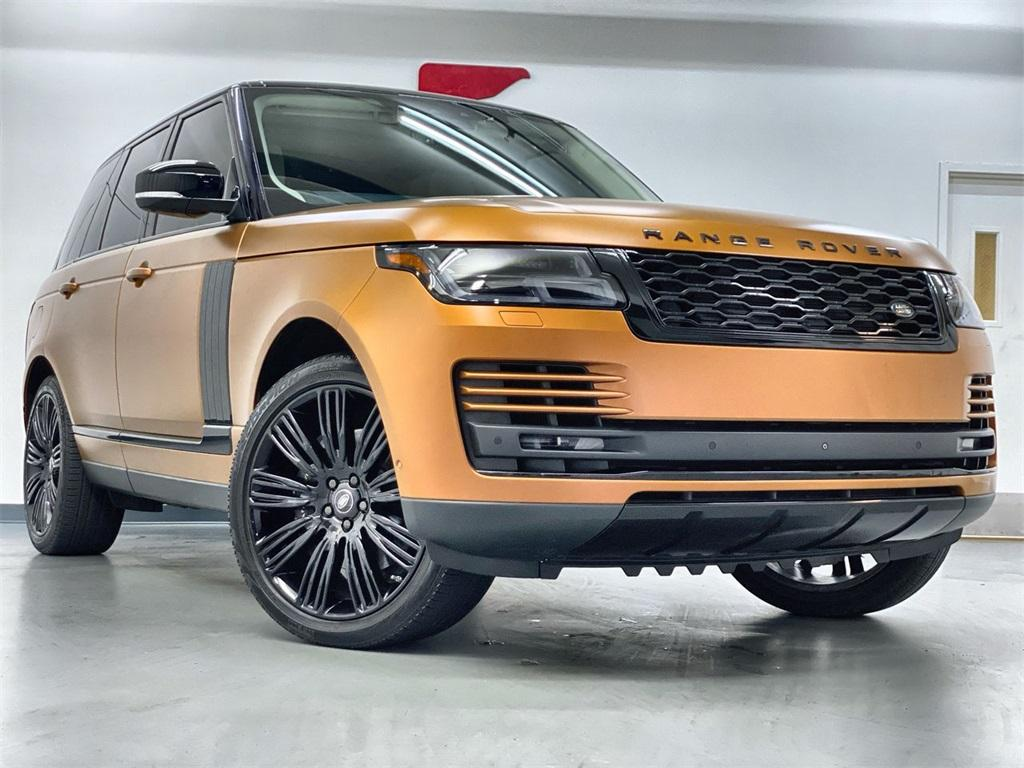 Used 2019 Land Rover Range Rover 3.0L V6 Supercharged HSE for sale Sold at Gravity Autos Marietta in Marietta GA 30060 1