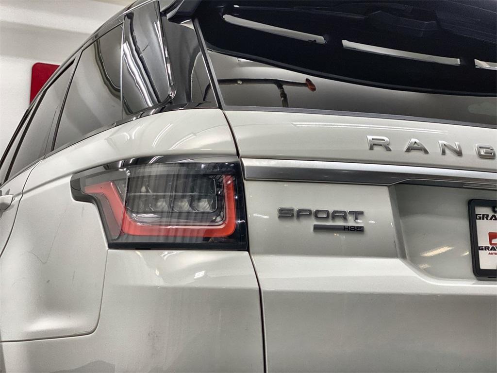 Used 2018 Land Rover Range Rover Sport HSE for sale $60,599 at Gravity Autos Marietta in Marietta GA 30060 11