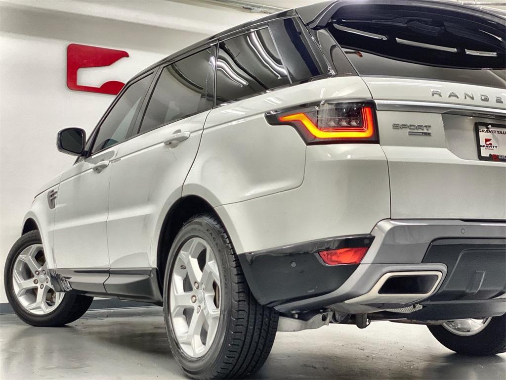 Used 2018 Land Rover Range Rover Sport HSE for sale $60,599 at Gravity Autos Marietta in Marietta GA 30060 13