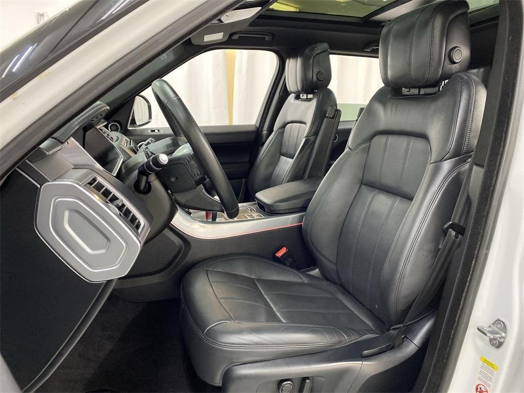 Used 2018 Land Rover Range Rover Sport HSE for sale $60,599 at Gravity Autos Marietta in Marietta GA 30060 17