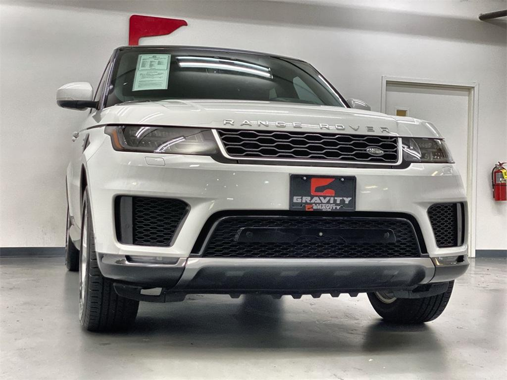 Used 2018 Land Rover Range Rover Sport HSE for sale $60,599 at Gravity Autos Marietta in Marietta GA 30060 3