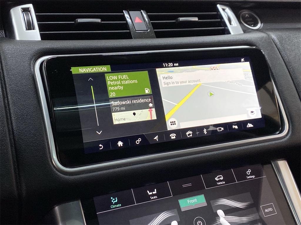 Used 2018 Land Rover Range Rover Sport HSE for sale $60,599 at Gravity Autos Marietta in Marietta GA 30060 31