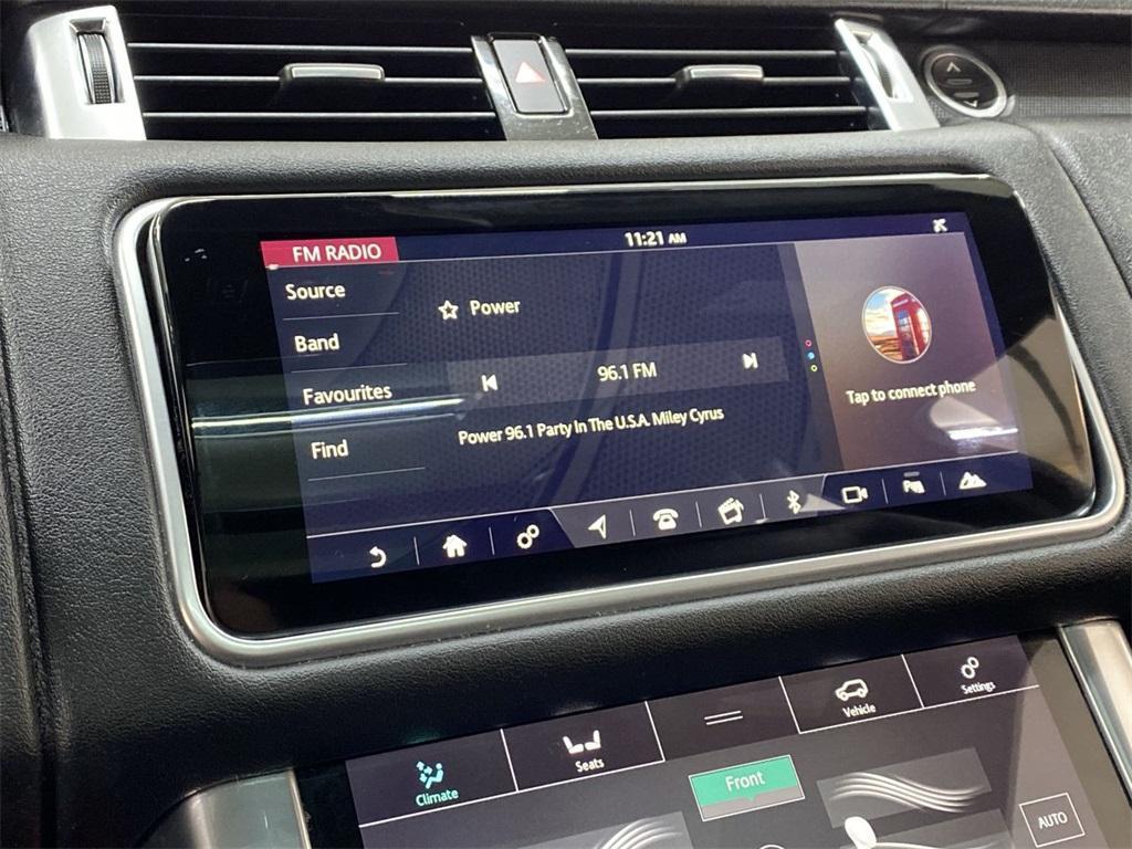 Used 2018 Land Rover Range Rover Sport HSE for sale $60,599 at Gravity Autos Marietta in Marietta GA 30060 33