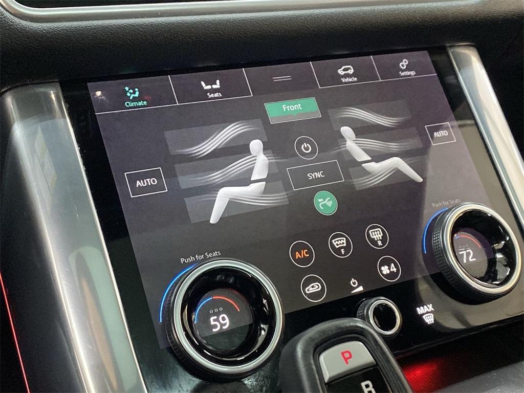 Used 2018 Land Rover Range Rover Sport HSE for sale $60,599 at Gravity Autos Marietta in Marietta GA 30060 34