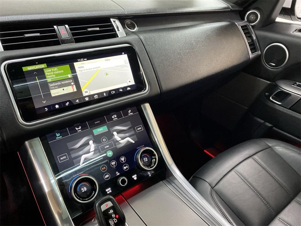Used 2018 Land Rover Range Rover Sport HSE for sale $60,599 at Gravity Autos Marietta in Marietta GA 30060 39