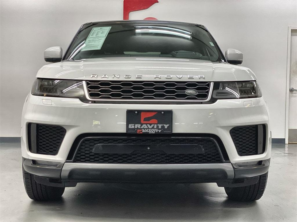 Used 2018 Land Rover Range Rover Sport HSE for sale $60,599 at Gravity Autos Marietta in Marietta GA 30060 4