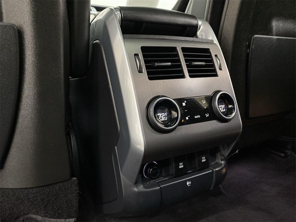 Used 2018 Land Rover Range Rover Sport HSE for sale $60,599 at Gravity Autos Marietta in Marietta GA 30060 43