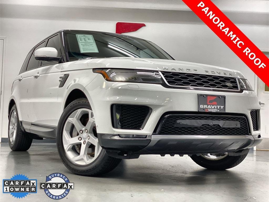 Used 2018 Land Rover Range Rover Sport HSE for sale $60,599 at Gravity Autos Marietta in Marietta GA 30060 1