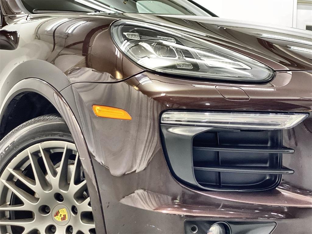 Used 2017 Porsche Cayenne Platinum Edition for sale $48,999 at Gravity Autos Marietta in Marietta GA 30060 10