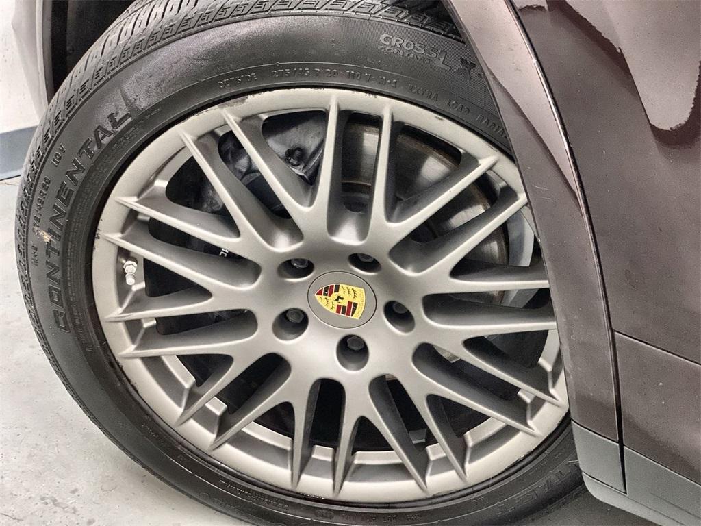 Used 2017 Porsche Cayenne Platinum Edition for sale $48,999 at Gravity Autos Marietta in Marietta GA 30060 15