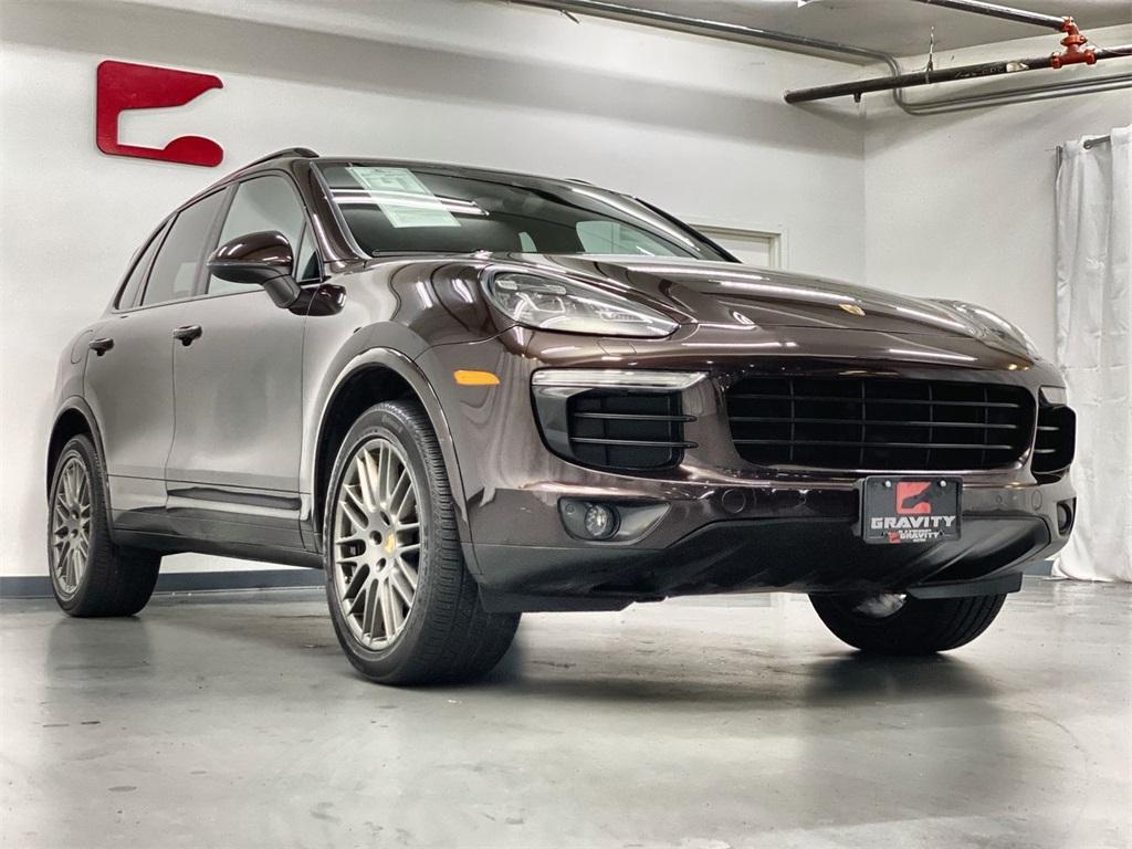 Used 2017 Porsche Cayenne Platinum Edition for sale $48,999 at Gravity Autos Marietta in Marietta GA 30060 2