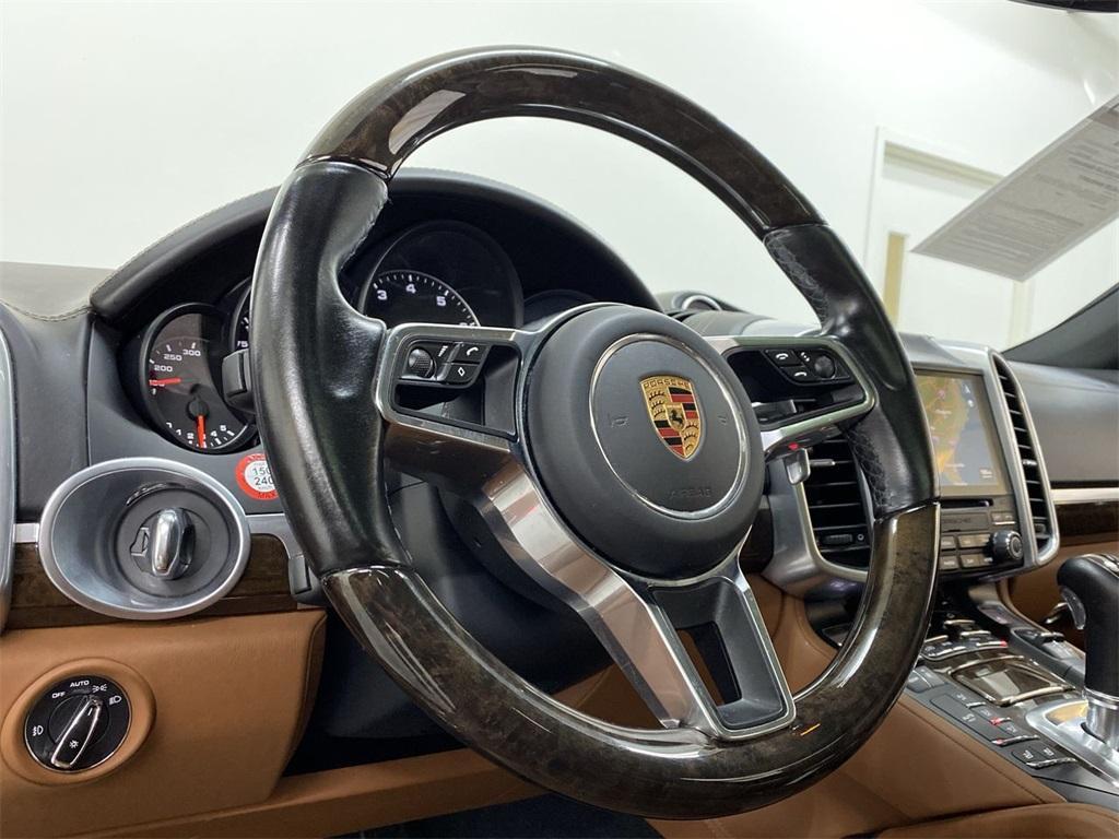 Used 2017 Porsche Cayenne Platinum Edition for sale $48,999 at Gravity Autos Marietta in Marietta GA 30060 23