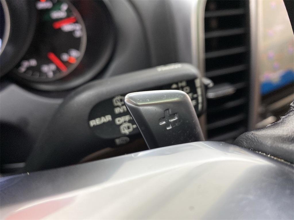 Used 2017 Porsche Cayenne Platinum Edition for sale $48,999 at Gravity Autos Marietta in Marietta GA 30060 24
