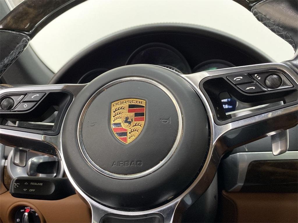 Used 2017 Porsche Cayenne Platinum Edition for sale $48,999 at Gravity Autos Marietta in Marietta GA 30060 25