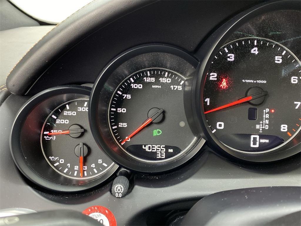 Used 2017 Porsche Cayenne Platinum Edition for sale $48,999 at Gravity Autos Marietta in Marietta GA 30060 26