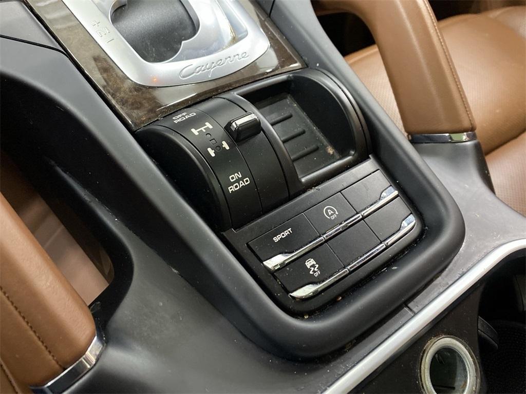 Used 2017 Porsche Cayenne Platinum Edition for sale $48,999 at Gravity Autos Marietta in Marietta GA 30060 28