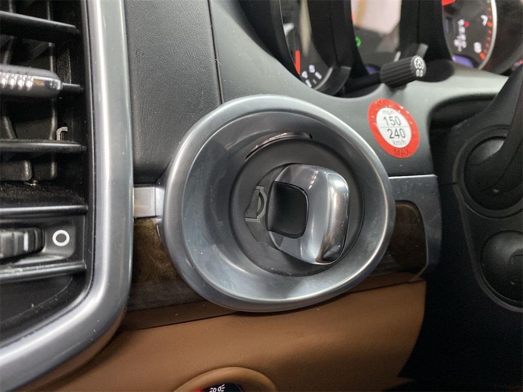 Used 2017 Porsche Cayenne Platinum Edition for sale $48,999 at Gravity Autos Marietta in Marietta GA 30060 29