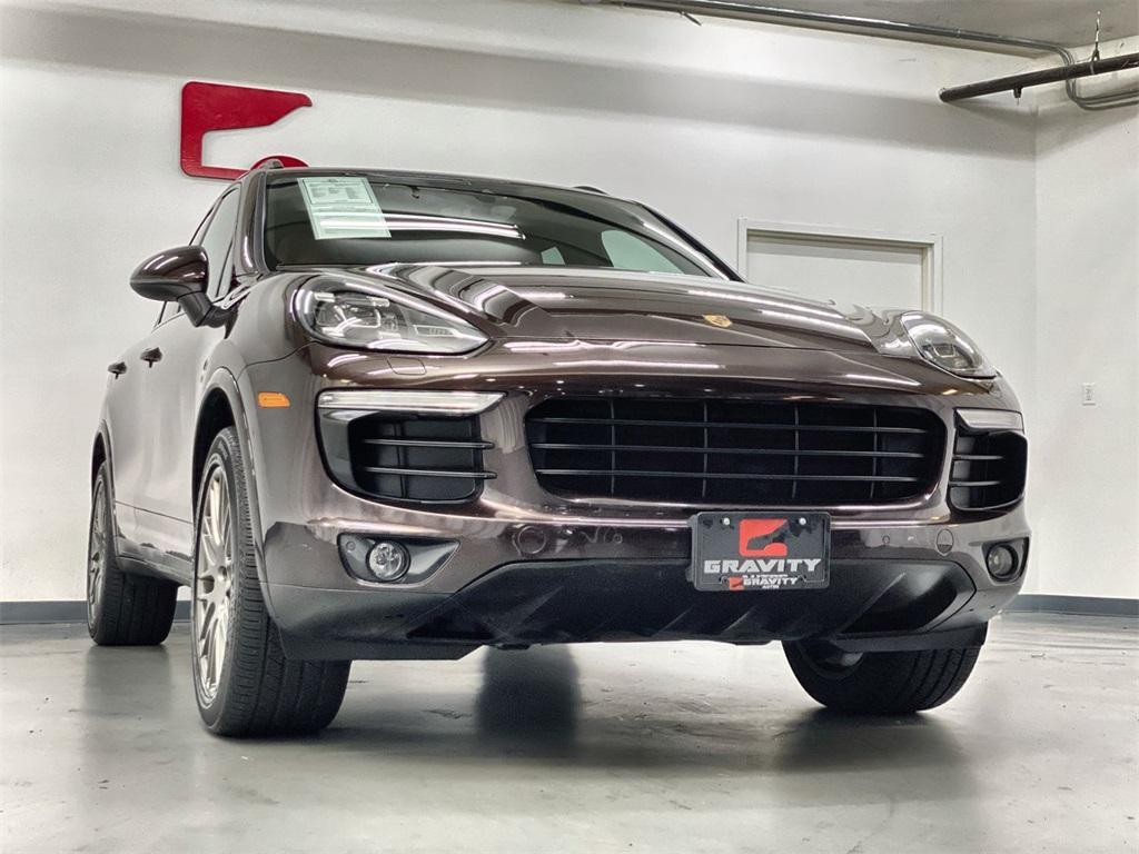 Used 2017 Porsche Cayenne Platinum Edition for sale $48,999 at Gravity Autos Marietta in Marietta GA 30060 3