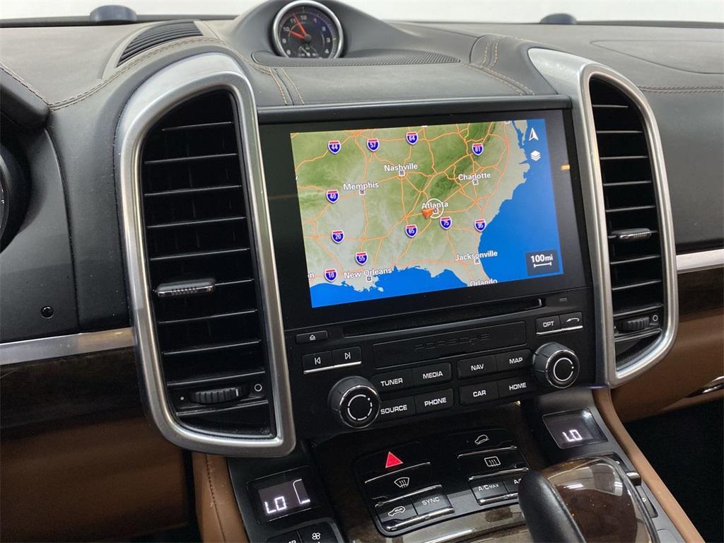 Used 2017 Porsche Cayenne Platinum Edition for sale $48,999 at Gravity Autos Marietta in Marietta GA 30060 30