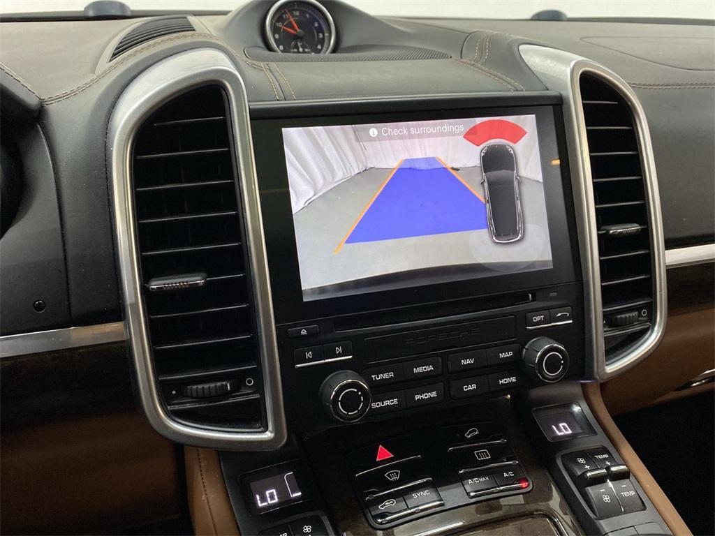 Used 2017 Porsche Cayenne Platinum Edition for sale $48,999 at Gravity Autos Marietta in Marietta GA 30060 31