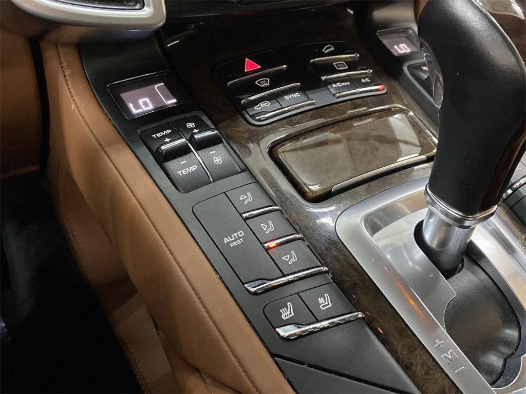 Used 2017 Porsche Cayenne Platinum Edition for sale $48,999 at Gravity Autos Marietta in Marietta GA 30060 33