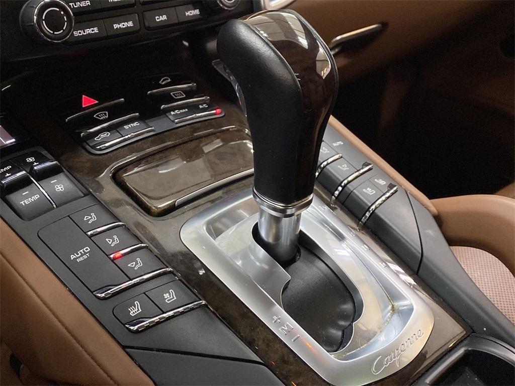 Used 2017 Porsche Cayenne Platinum Edition for sale $48,999 at Gravity Autos Marietta in Marietta GA 30060 36