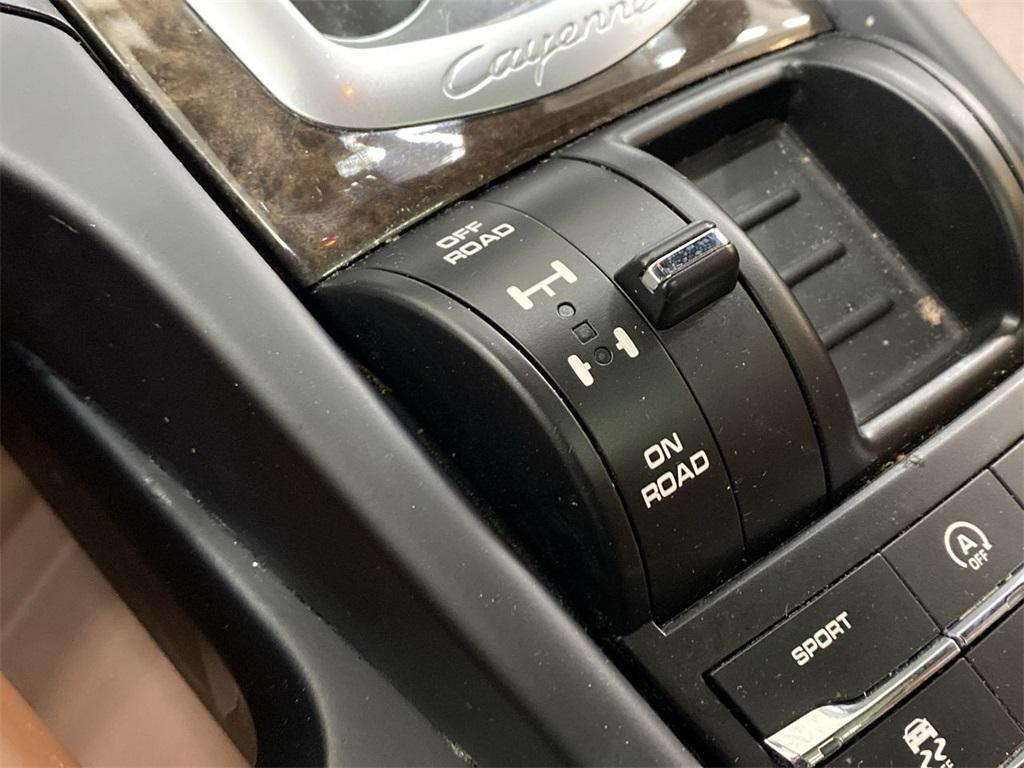 Used 2017 Porsche Cayenne Platinum Edition for sale $48,999 at Gravity Autos Marietta in Marietta GA 30060 37