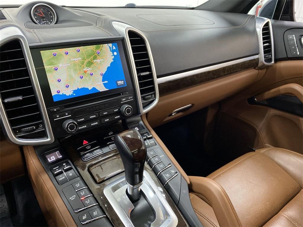 Used 2017 Porsche Cayenne Platinum Edition for sale $48,999 at Gravity Autos Marietta in Marietta GA 30060 38
